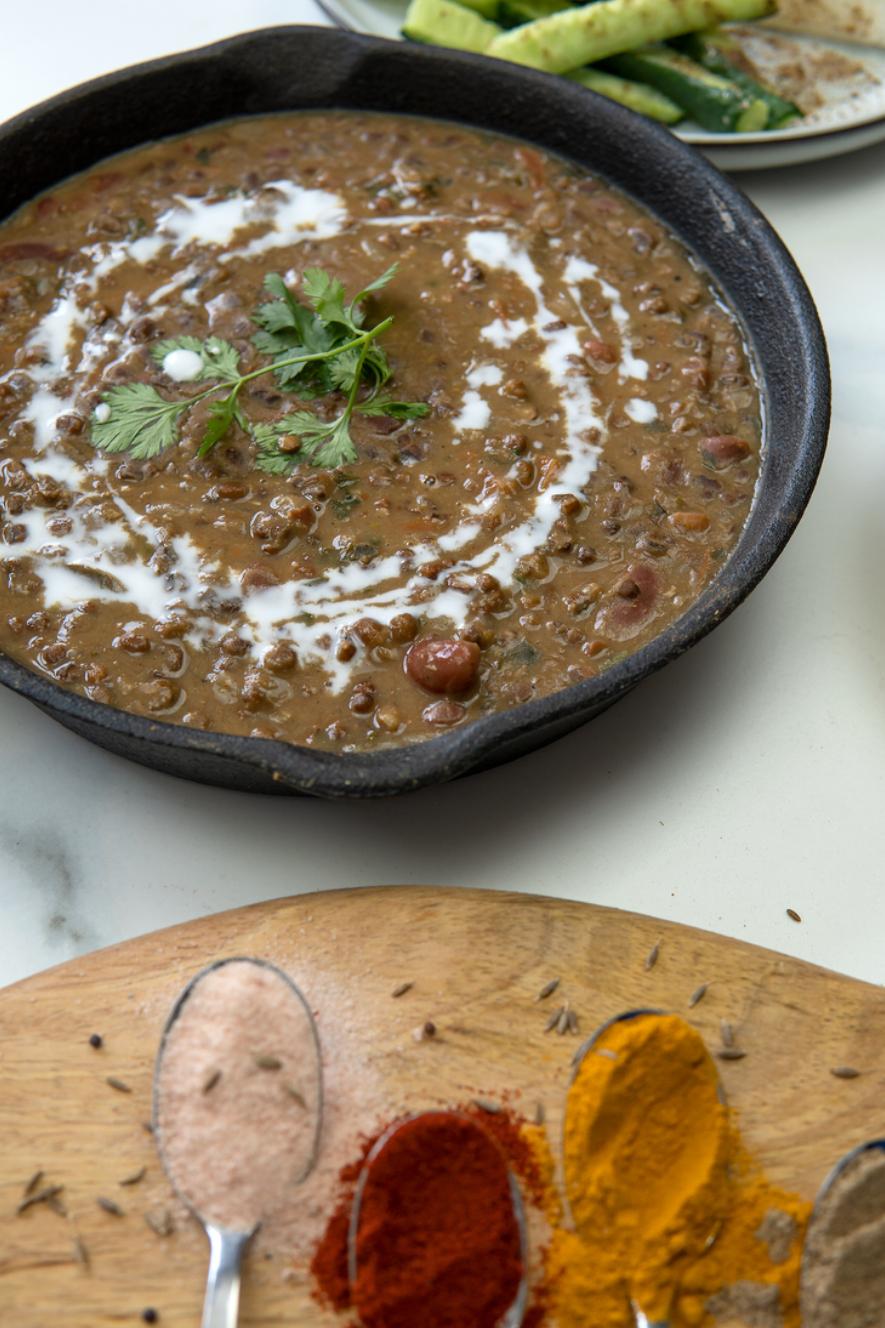 Instant Pot Dal Makhani